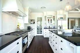 dark granite countertops images of granite in kitchen white kitchen cabinets with black granite pictures kitchens tan brown