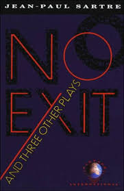 no exit and three other plays by jean paul sartre paperback  no exit and three other plays