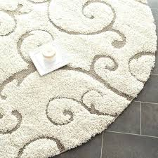 safavieh bath rugs elegance cream beige rug 4 round bath towel braided rug