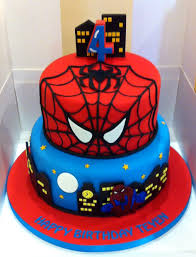 Spiderman Cake Design Best Reference Gift Ideas Party Decor And