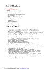 essay topics essay academic guide to basic english essay topics essay help