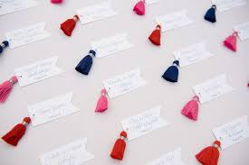19 Creative Ways To Display Your Escort Cards And Seating Charts