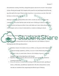 Identifying Problems And Offering Solutions Essay