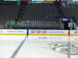 Dallas Stars Seating Guide American Airlines Center