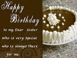 happy birthday sister birthday wishes