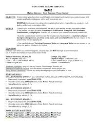 Technical Resume Template Technical Resume Template Engineering