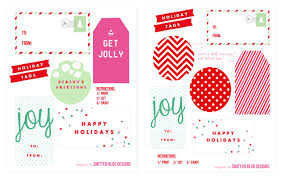 My Favorite Free Holiday Gift Tags House Of Jade Interiors