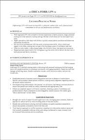 Free Lpn Resume Templates Free Lpn Resume Template Download Ten