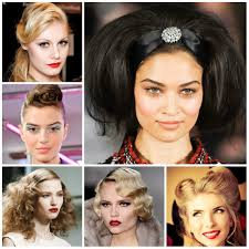 Retro Hair Style retro hairstyles haircuts hairstyles 2017 and hair colors for 3405 by wearticles.com