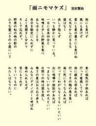 雨 ニモマケズ 全文