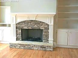 reface brick fireplace refacing brick fireplace with tile best of cost to reface stone ideas r
