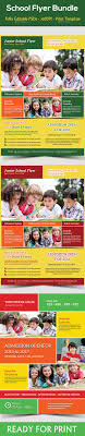 brochure play school brochure template latest play school brochure template medium size