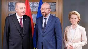 EU lockt Erdogan mit neuem Angebot: Avancen an den schwierigen Partner -  FOCUS Online