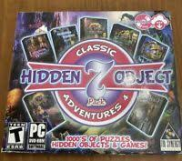 Download and play hundreds of free hidden object games. Big Fish Games Hidden Object Adventures Windows Pc Xp Vista 7 8 10 Sealed New Ebay