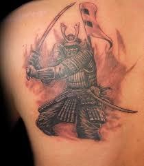 тату на лопатке парня самурай фото рисунки эскизы