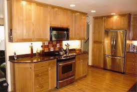 Cabinet And Lighting Light Cabinets With Dark Granite Soul Speak Designs