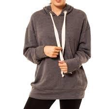 Light Grey Oversized Hoodie Quincy Oversized Hoodie Sweatshirt