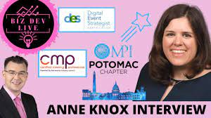 Anne Knox Interview   Biz Dev Live Episode 140 - YouTube