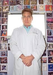 Dr. Scott Kessler Brings Together Radio Host Elvis Duran and New Singer Masha Photo