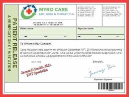 Forge Doctors Note Eye Doctor Note Memo Example Forge Doctors Note Inhoxa Templates