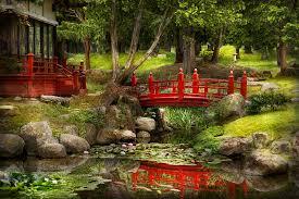 Teahouse Photograph - Japanese Garden - Meditation by Mike Savad