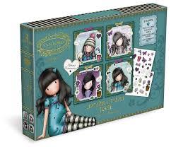 Купить Набор <b>пазлов Origami Santoro</b> London Gorjuss Дизайн ...