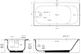 dimensions of a bathtub standard shower dimensions bathtubs idea standard tub dimensions standard shower size simple