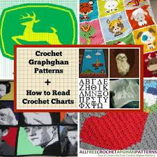 Crochet Charts Software Free 41 Crochet Graphghan Patterns How To Read Crochet Charts