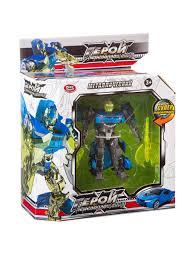 """Робот-трансформер """"Герой перевоплощения"""" машина-робот ..."""