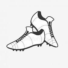 Football Boots Stock Vectors Royalty Free Football Boots