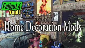 Fallout 4 Home Decoration Mods - YouTube