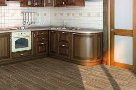 Natural Stone Kitchen Floor Tiles Kaska Porcelain Tile Aztec Series Cherry Cabinets Stone Tile