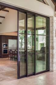 sliding glass patio doors portella custom steel and windows