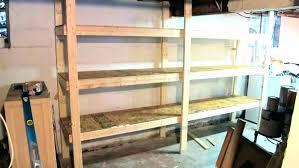 full size of diy overhead garage storage shelves plans for building hanging design architectures engaging large