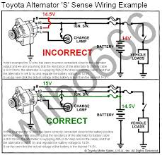 nippondenso alternator wiring diagram wiring diagrams toyota 4k alternator wiring diagram diagrams and schematics
