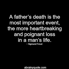 Father Death Quotes Extraordinary Sigmund Freud Quotes On Father's Death Abrainyquote