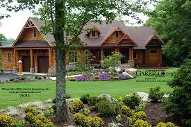 Nantahala Cottage   Rustic Mountain House Plan