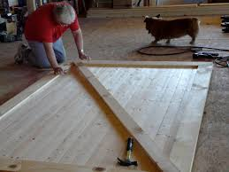 How To Make A Sliding Barn Door — Office and Bedroom : How To Make ...