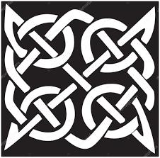 Keltský Vzor A Uzel Stock Vektor Morphart 4762959