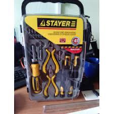 Отзывы о <b>Набор инструментов Stayer Master</b>