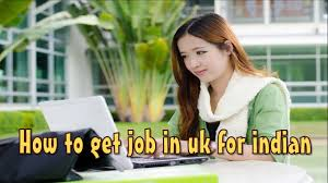 How To Get Job In Uk For Indian Hiring Youtube