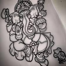 Tattoo Uploaded By Inkedmuscles Tattoofitness Ganesh Tattoo