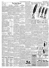 Minnesota Republican-herald Winona 14 On From Page The · 1952 October Winona 8