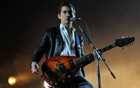 alex turner s leather jacket added to the rock and roll hall of fame