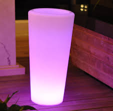 tall vase lighting garden. Vase Lighting Garden Ideas Home Decoration Tall Idolza