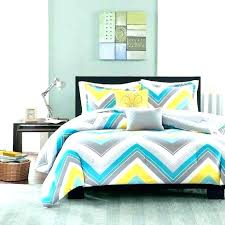 c and teal bedding gray yellow blue bedroom comforter set b gray and teal comforter