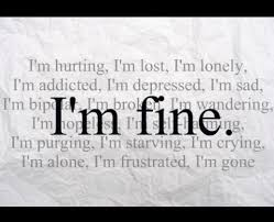 Im Fine Quotes Cool 48 Best Quotes About Fine Fine Quotes QuotesOnImages