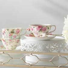 Tea Set Display Stand For Sale Teacups Saucers You'll Love Wayfair 91