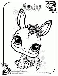 When children color, they strengthen the small muscles in their hands that help them learn to write. Coloring Pictures Of Cute Animals Coloring Pages For Kids And Coloring Home