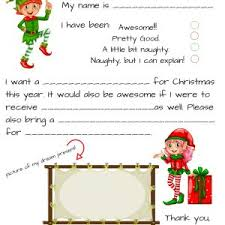 Letters Santa Templates Microsoft Word New Letters From Santa